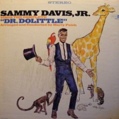 Sammy Davis Jr. ‎– Sings The Complete Dr. Dolittle