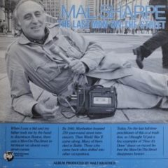 Mal Sharpe ‎– The Last Man On The Street