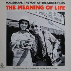 Mal Sharpe ‎– The Meaning Of Life
