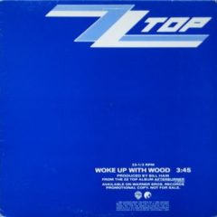 ZZ Top ‎– Woke Up With Wood