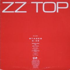 ZZ Top ‎– Stages