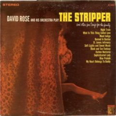David Rose And His Orchestra ‎– The Stripper And Other Fun Songs For The Family