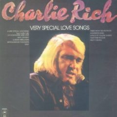 Charlie Rich ‎– Very Special Love Songs
