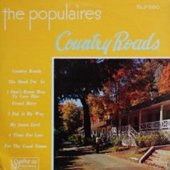 The Populaires ‎– Country Roads