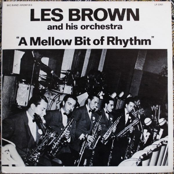 Les Brown And His Orchestra – A Mellow Bit of Rhythm (2 LP)