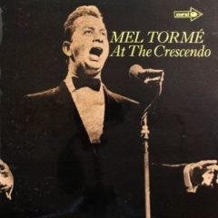 Mel Torme ‎– Mel Torme At The Crescendo