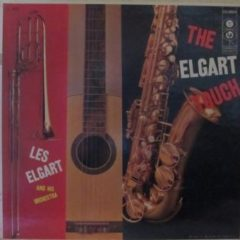 Les Elgart And His Orchestra ‎– The Elgart Touch