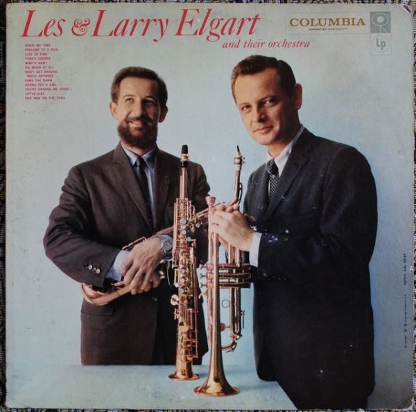 Les & Larry Elgart – Les & Larry Elgart And Their Orchestra
