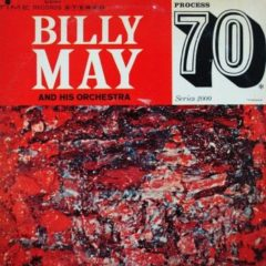 Billy May ‎– Process 70