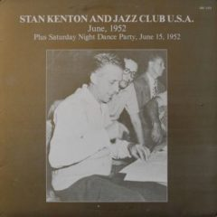 Stan Kenton – Stan Kenton And Jazz Club U.S.A.