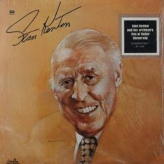Stan Kenton And His Orchestra ‎– Live At Butler University (2 LP)