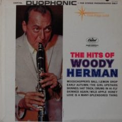 Woody Herman ‎– The Hits Of Woody Herman