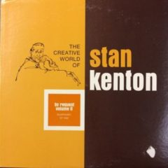 Stan Kenton And His Orchestra ‎– By Request - Volume II