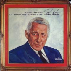 Stan Kenton ‎– The Jazz Compositions Of Stan Kenton