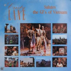 Cristy Lane ‎– Salutes The GI's Of Vietnam