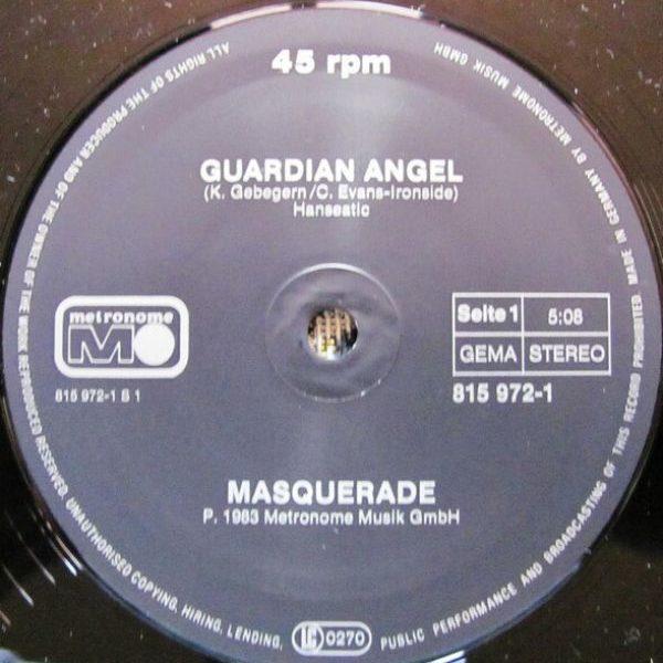 Masquerade – Guardian Angel »Original Version«