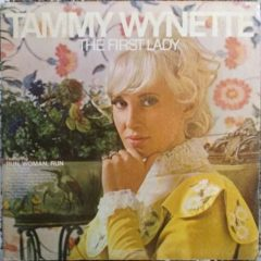 Tammy Wynette ‎– The First Lady