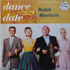 Ralph Marterie And His Orchestra ‎– Dance Date