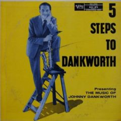 Johnny Dankworth ‎– 5 Steps To Dankworth