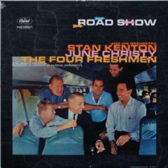 Stan Kenton And His Orchestra ‎– Road Show (2 LP)