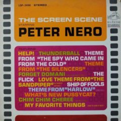 Peter Nero ‎– The Screen Scene