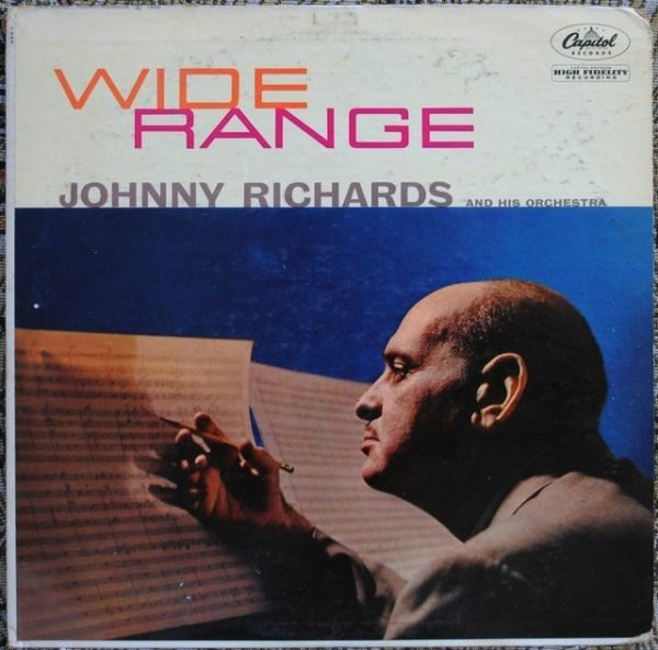 Johnny Richards And His Orchestra – Wide Range