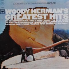 Woody Herman ‎– Woody Herman's Greatest Hits