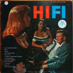Billy Tipton ‎– Billy Tipton Plays Hi-Fi On Piano