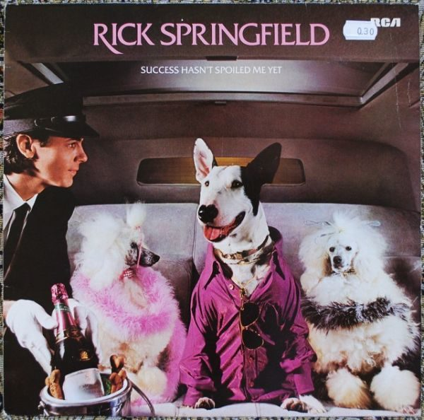 Rick Springfield – Success Hasn't Spoiled Me Yet