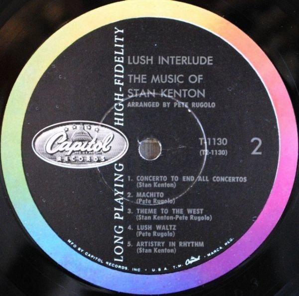 Stan Kenton – Lush Interlude