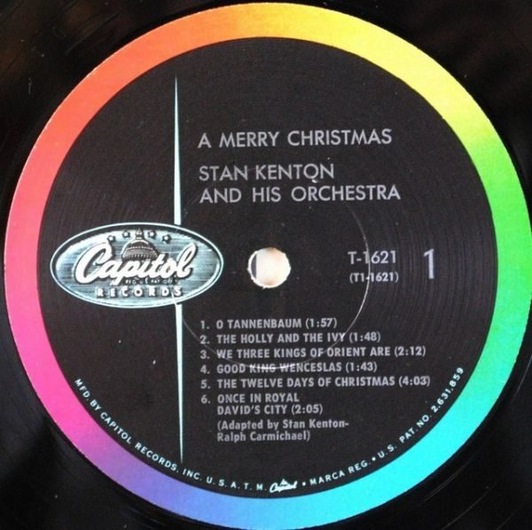 Stan Kenton – From The Creative World Of Stan Kenton Comes... A Merry Christmas!