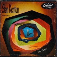 Stan Kenton And His Orchestra ‎– Stan Kenton Presents 7""