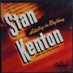Stan Kenton And His Orchestra ‎– Artistry In Rhythm 7""