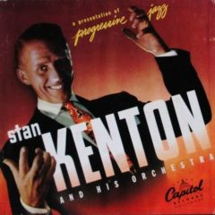Stan Kenton And His Orchestra ‎– A Presentation Of Progressive Jazz 7""