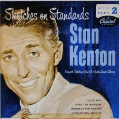 Stan Kenton ‎– Sketches On Standards (Part 2) 7""