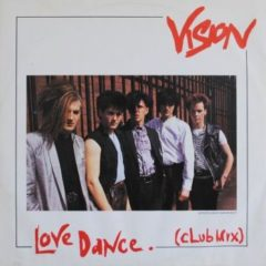 Vision ‎– Love Dance (Club Mix)