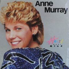 Anne Murray ‎– Heart Over Mind