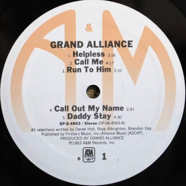 Grand Alliance – Grand Alliance