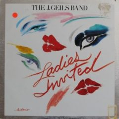 J. Geils Band ‎– Ladies Invited