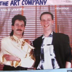 Art Company - This Is Your Life / Mr. Average 7""