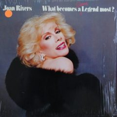 Joan Rivers ‎– What Becomes A Semi-Legend Most?