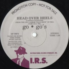 Go-Go's ‎– Head Over Heels (Promo)