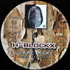 H-Blockx ‎– Gimme More