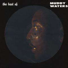 Muddy Waters ‎– The Best Of Muddy Waters ( Picture Vinyl )