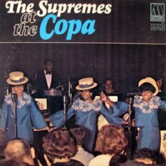 Supremes ‎– At The Copa