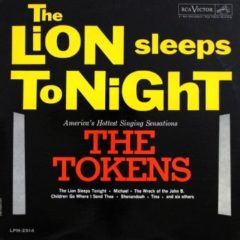 Tokens ‎– The Lion Sleeps Tonight