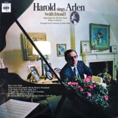 Harold Arlen ‎– Harold Sings Arlen (With Friend)