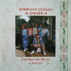 Johnny Clegg & Savuka ‎– Third World Child