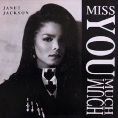 Janet Jackson ‎– Miss You Much