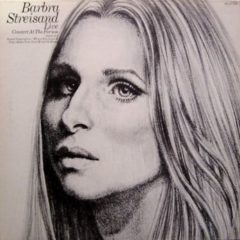 Barbra Streisand ‎– Live Concert At The Forum